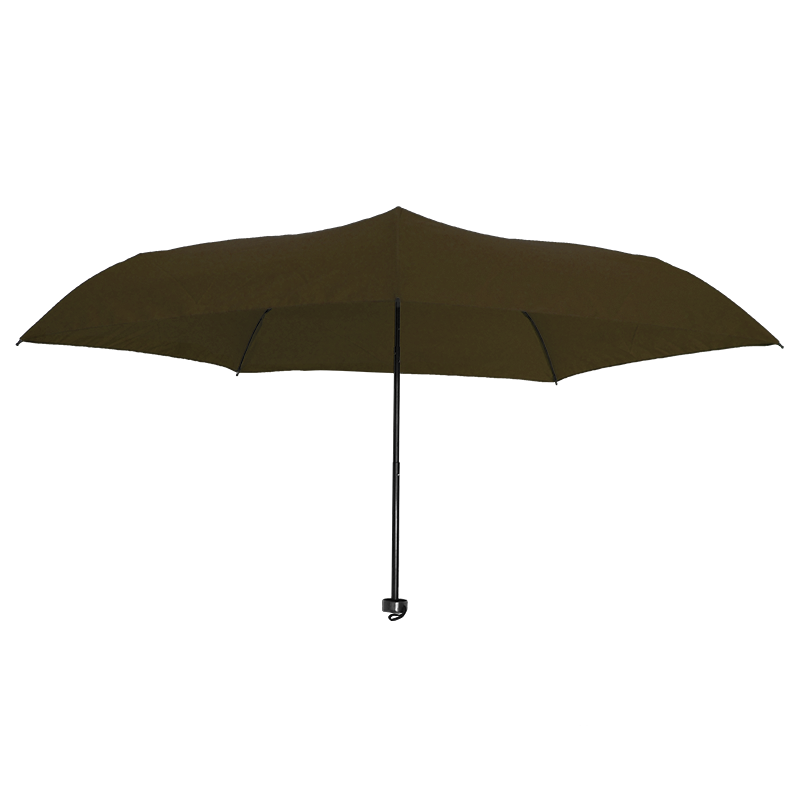 Air Folding Umbrella ร่มพับน้ำหนักเบาพิที่สุดในโลก - น้ำตาล