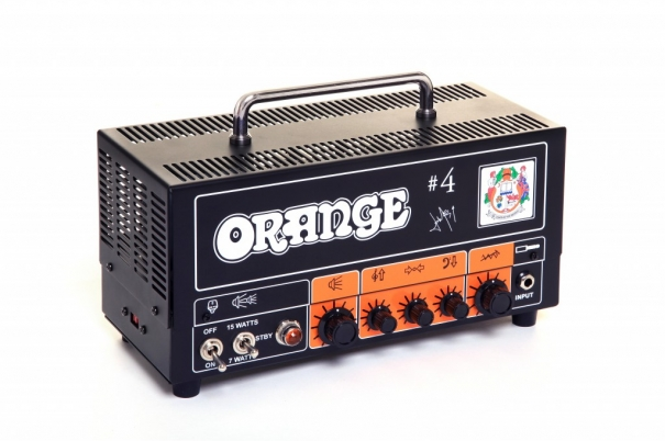 Orange Jim Root Signature 15W Head
