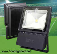 LED Flood Light Slim 100w BIOBULB (แสงขาว)