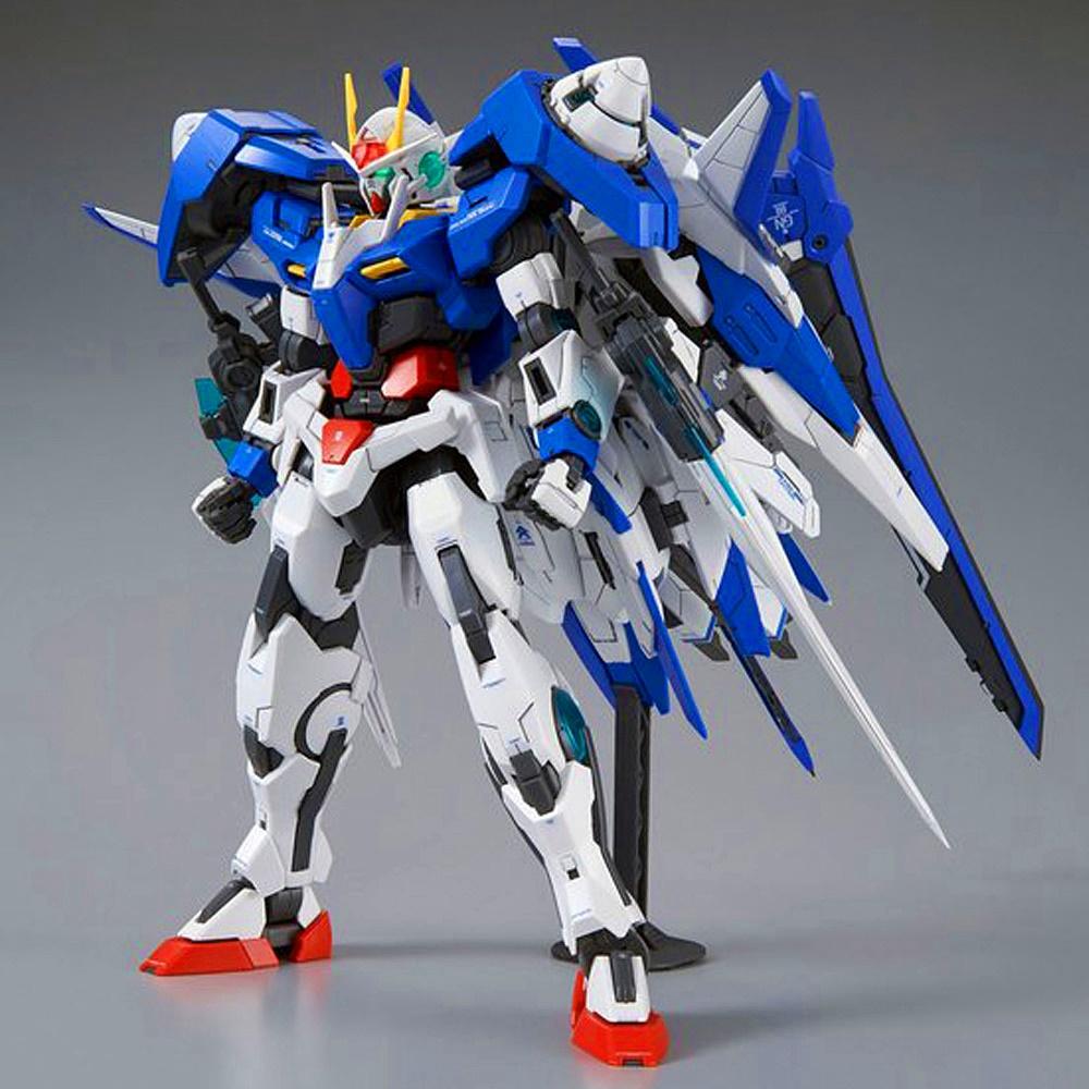 P-BANDAI MG 1/100 00 XN RAISER