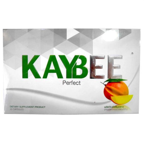 Kaybee Perfect เคบี เพอร์เฟค อาหารเสริมลดน้ำหนัก หุ่นฟิต ชีวิตเปลี่ยน!!