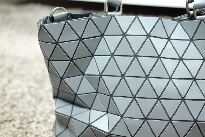 กระเป๋าสะพายแฟชั่น กระเป๋าสะพายข้างผู้หญิง Bao Bao Baral Nologo [สีเทา]