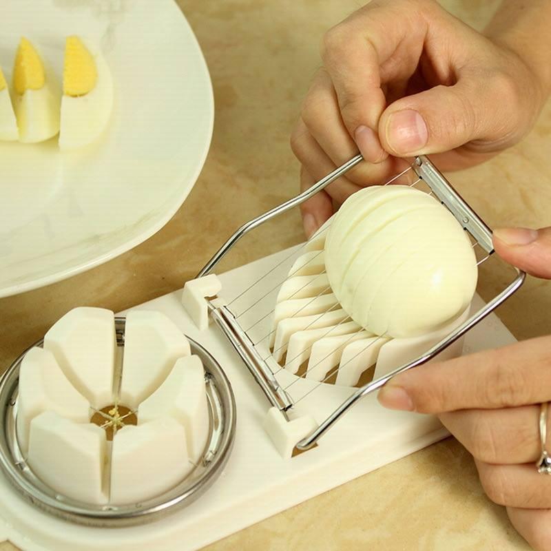 เครื่องตัดไข่ต้ม