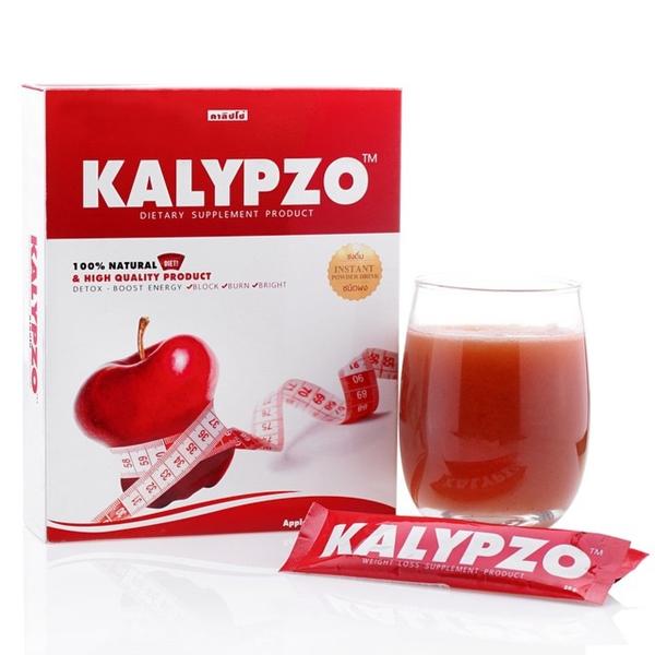 KALYPZO คาลิปโซ่ (แบบผง) 15ซอง