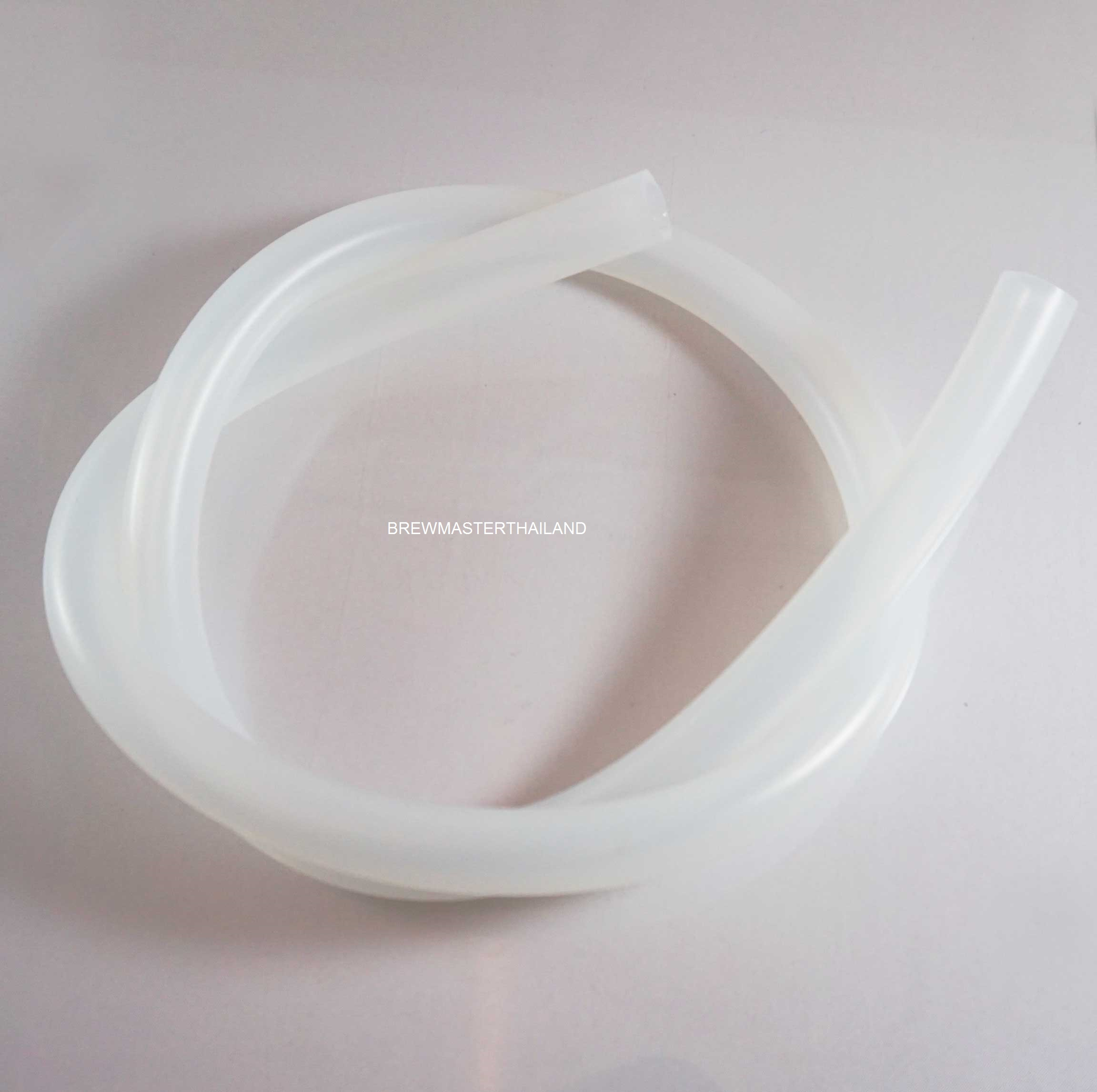 "Silicone Tube 1/2"" (1 meter) - Food Grade"