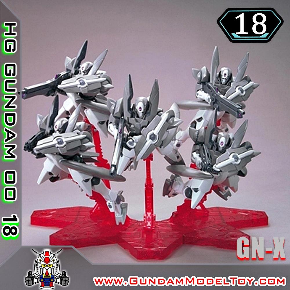 HG00 1/144 GN-X จีเอ็น-เอ็กซ์