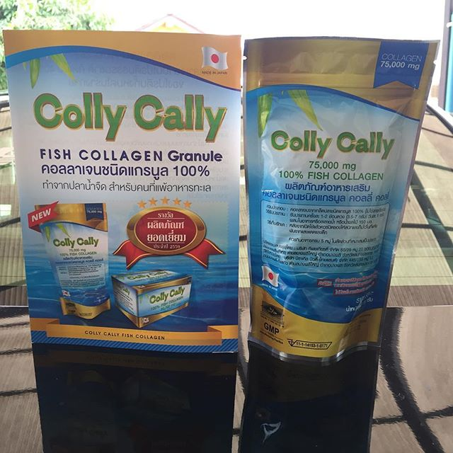 Colly Cally Collagen 75,000mg