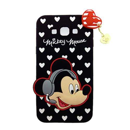 เคส J1 SAMSUNG ซิลิโคน Mickey Mouse 3D