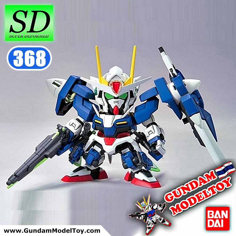 SD BB368 00 GUNDAM SEVEN SWORD/G โอโอ กันดั้ม เซเว่น สวอร์ด จี