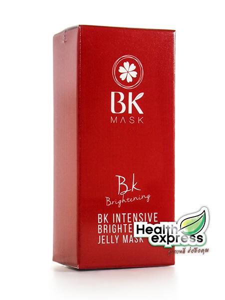 BK Intensive Brightening Jelly Mask บีเค อินเทนซีฟ ไบร์ทเทนนิ่ง เจลลี่ มาส์ก ปริมาณสุทธิ 35 g.