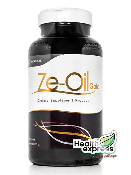 Ze Oil ซี ออย น้ำมันสกัดเย็นจากธรรมชาติ