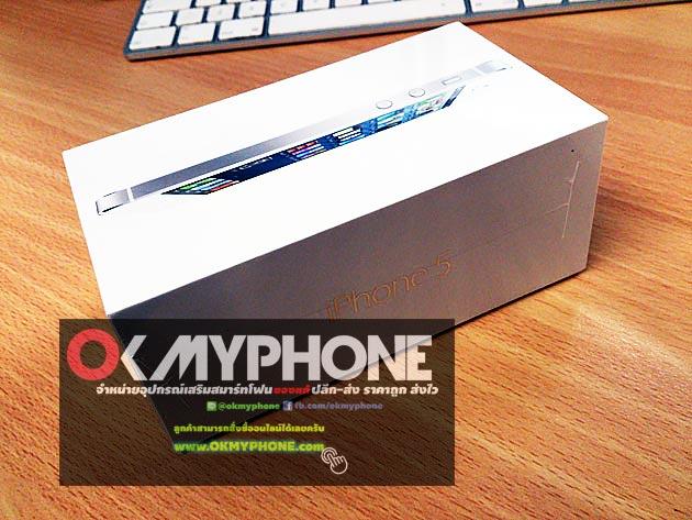 iPhone 5 32GB สีขาว เครื่องแท้พร้อมใบรับประกัน