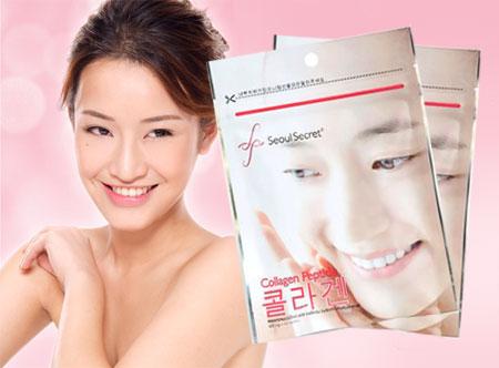 New Seoul Secret Collagen Peptide Plus++
