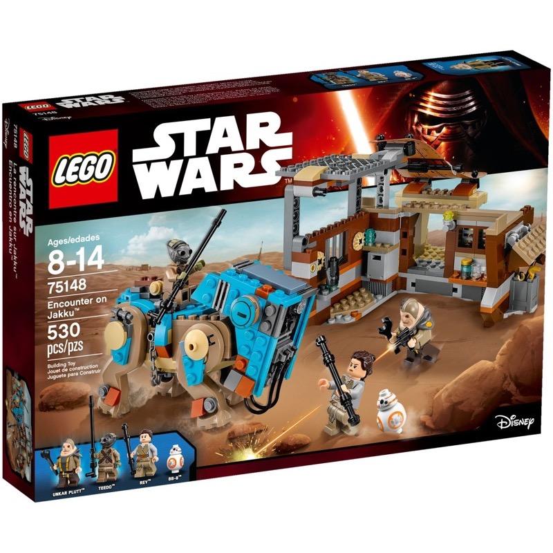 LEGO Star Wars 75148 Encounter on Jakku