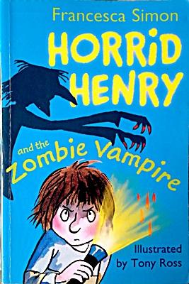 220 Horrid Henry and the Zombie Vampire