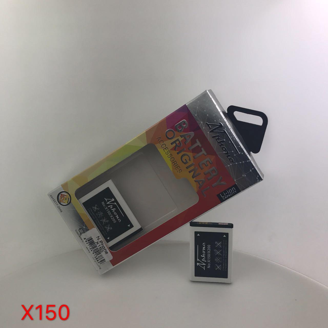แบตเตอร์รี่ งานบริษัท ( มี มอก ไส้เต็ม ) Samsung Hero // X150