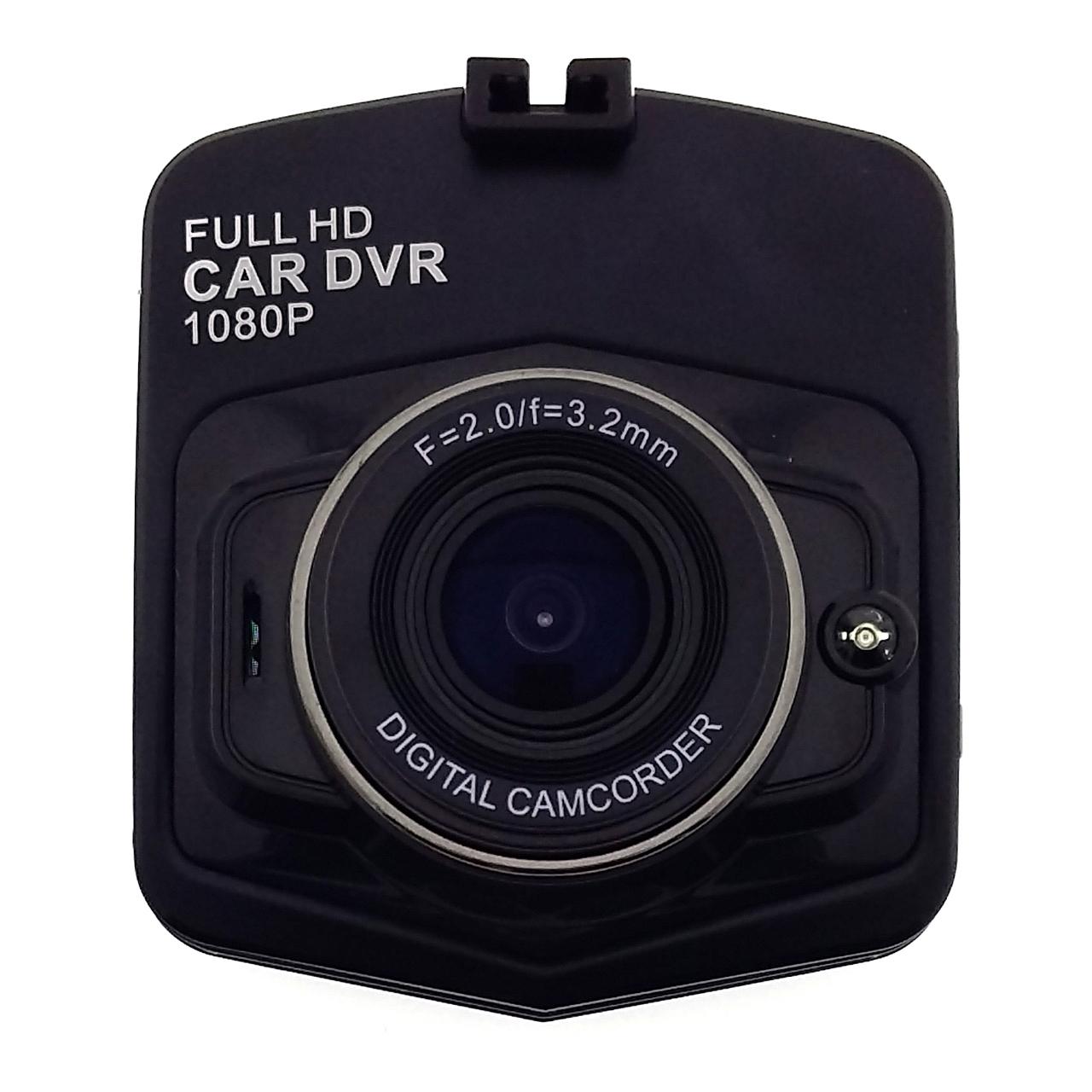 กล้องติดรถยนต์ รุ่น A300 FHD 1080P เลนส์มุมกว้าง 170 องศา สีดำ