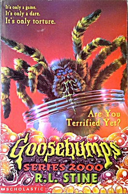 Goosebumps - Are You Terrified Yet?