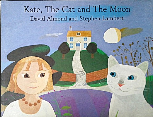 Kat, The Cat and The Moon