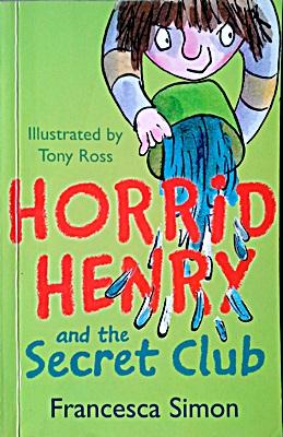 202 Horrid Henry and the Secret Club