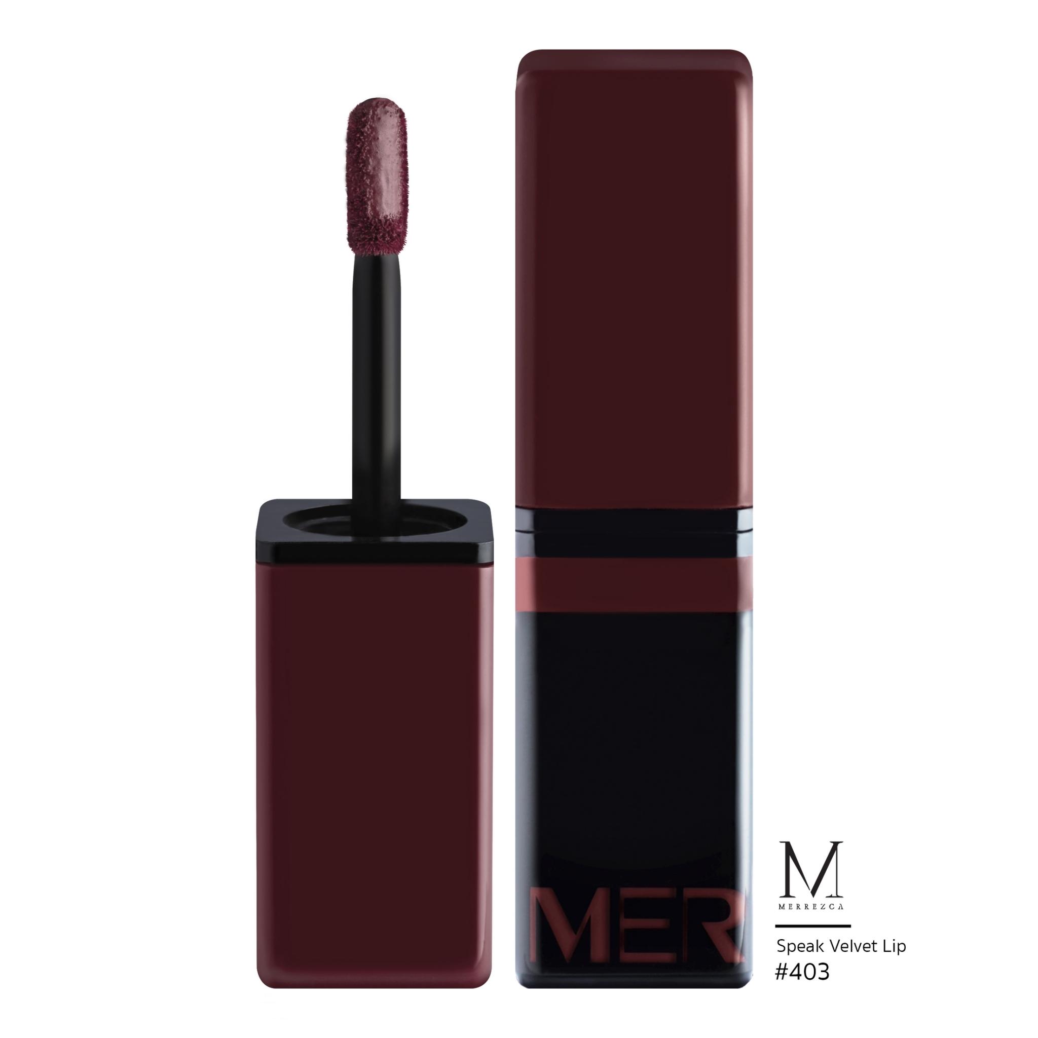 Merrez'ca Speak Velvet Lip # 403