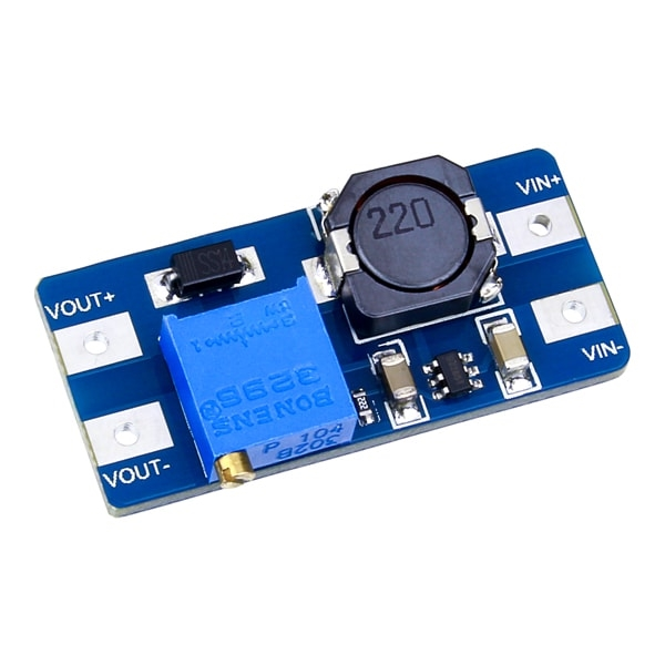 DC-DC Step Up Booster Power MT3608 2A