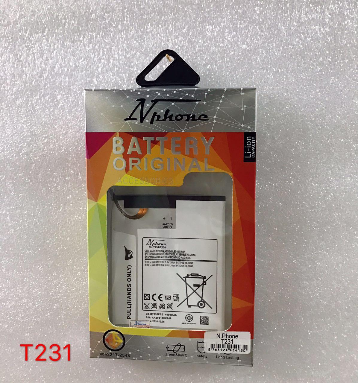 แบตเตอร์รี่ งานบริษัท ( มี มอก ไส้เต็ม ) Samsung T231 // Galaxy Tab 4 7.0