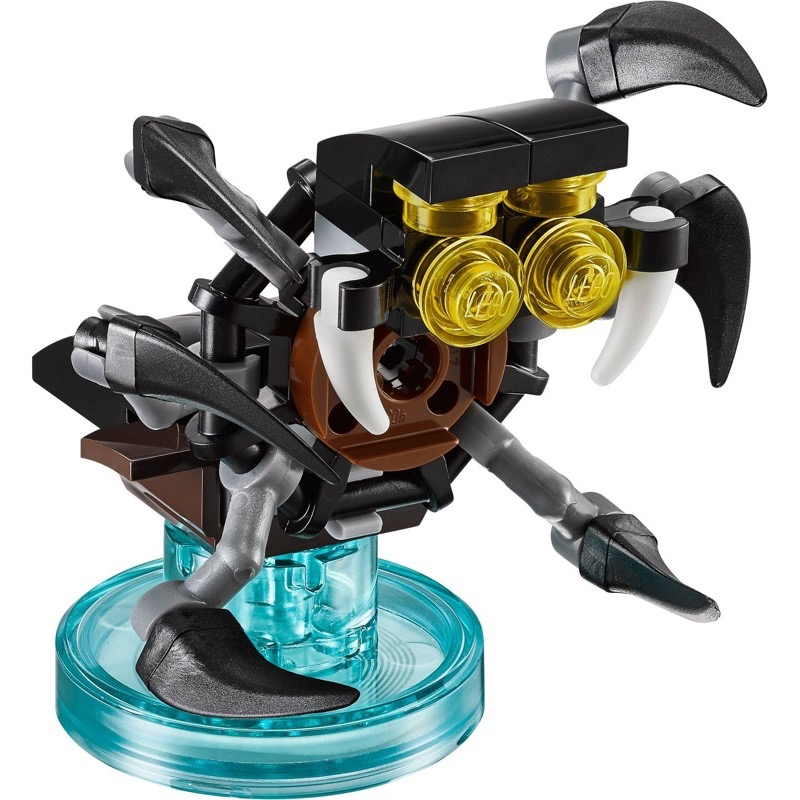 LEGO DIMENSIONS The Lord of the Rings Fun Pack Gollum and Shelob the Great 71218
