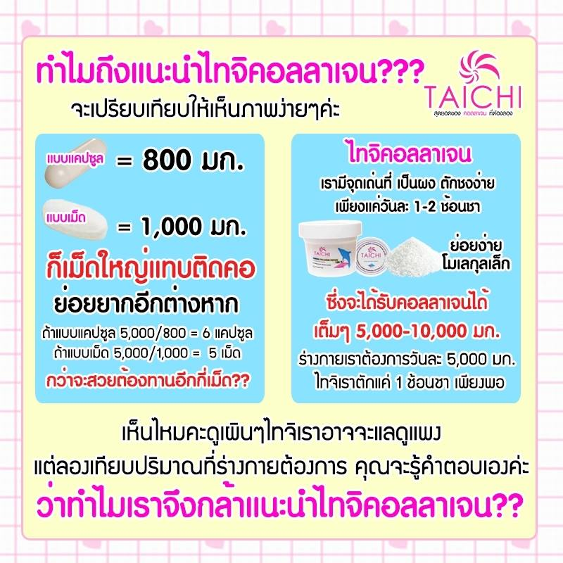 Taichi ไทจิคอลลาเจน
