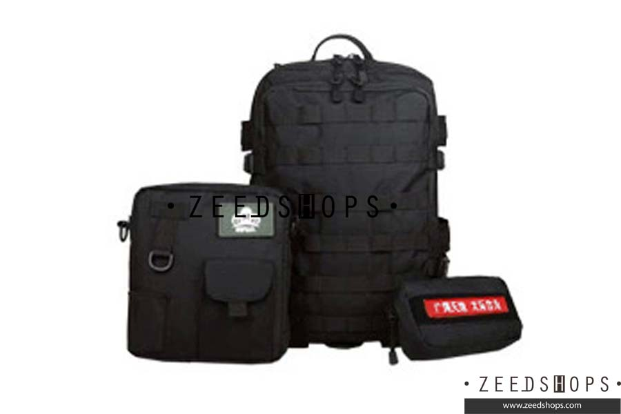 กระเป๋าเป้ 3P Plus 3 IN 1 ดำ