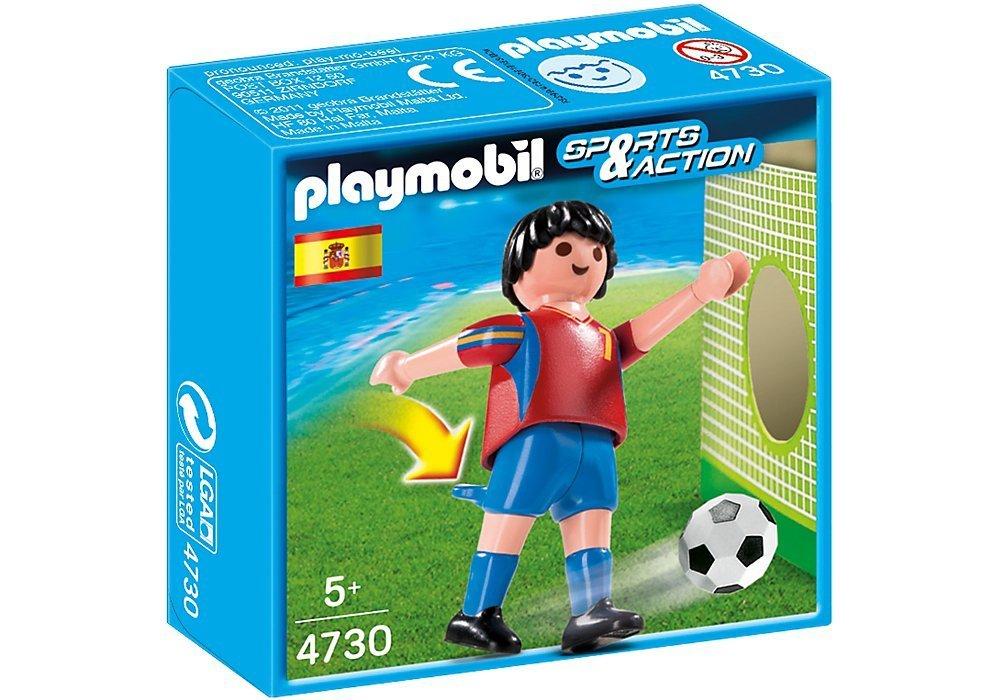 Playmobil 4730 Spain Soccer Player