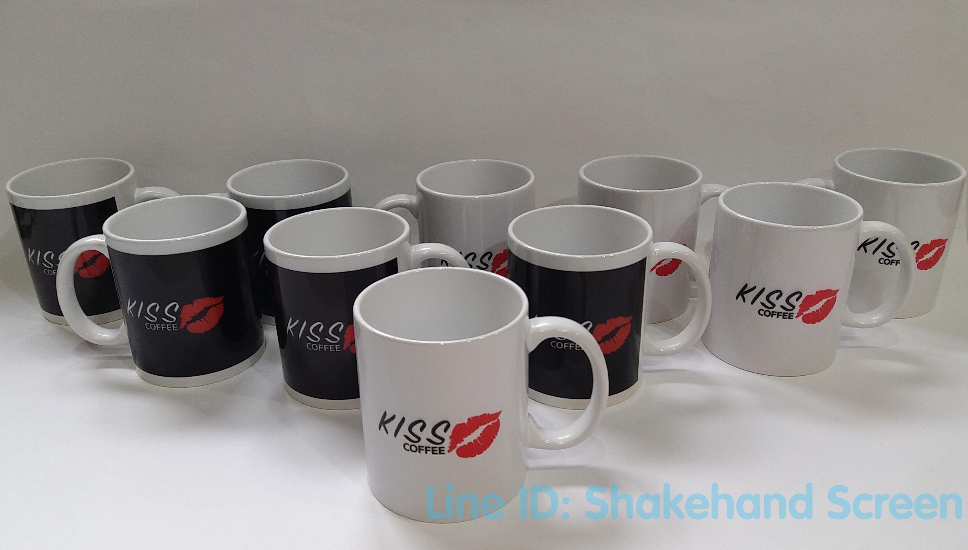 แก้ว Kiss Coffee