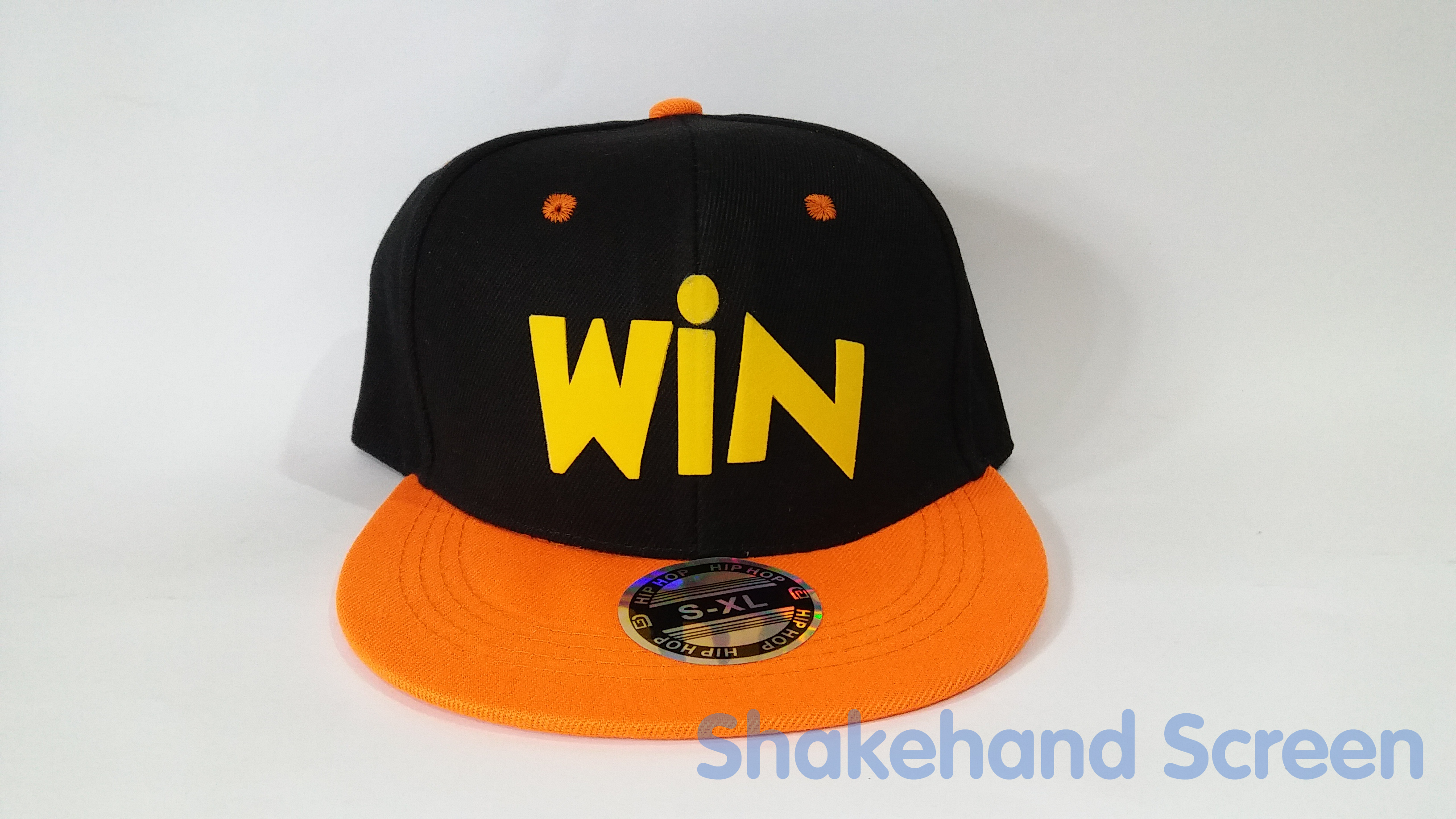 หมวก hiphop สกรีน