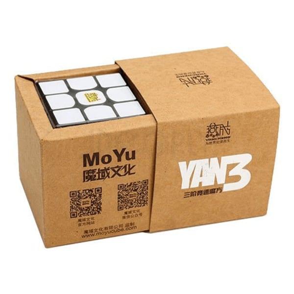 YAN3 Black Edition 3x3x3