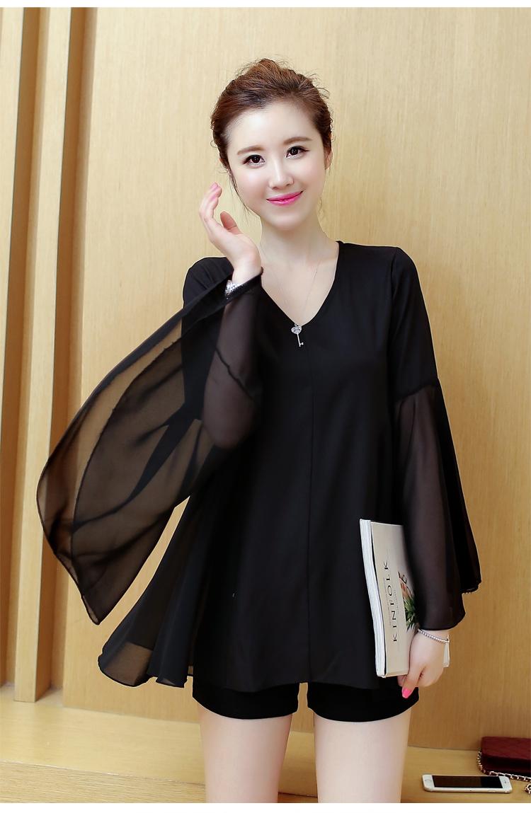 ชุดเดรสแฟชั่นเกาหลีสีดำ