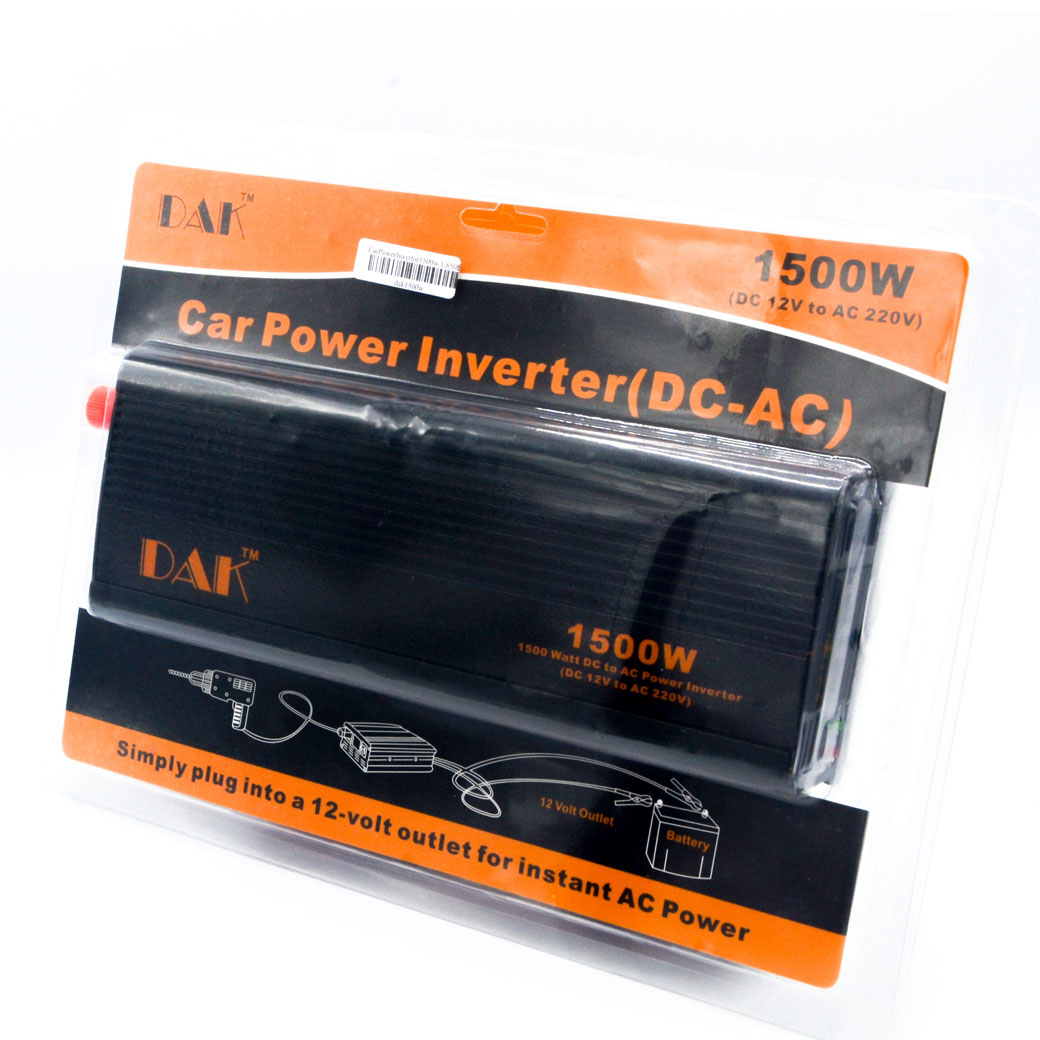 Car power inverter 1500w