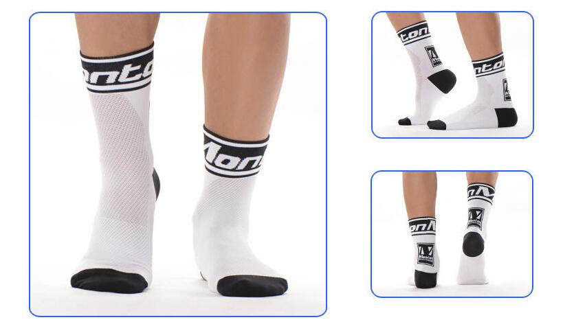ถุงเท้า MONTON (แอดไลน์ @pinpinbike ใส่ @ ข้างหน้าด้วยนะคะ)