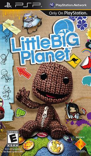 Little Big Planet [English] (PSP)