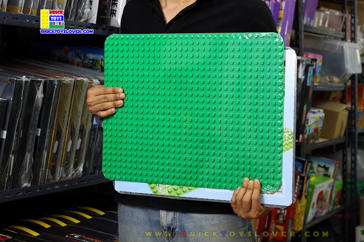 แผ่น Plate สำหรับชิ้นส่วนขนาดใหญ่ Duplo ขนาด 51.3x38.5 Cm.