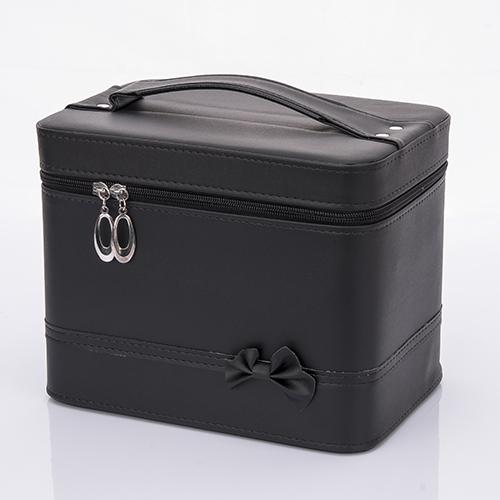 กระเป๋ารุ่นโบว์ สีดำ