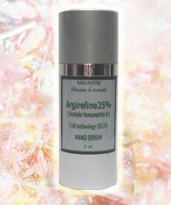 Argireline 25% Nano Serum เซรั่มลดริ้วรอยร่องลึก รอยเหี่ยวย่น