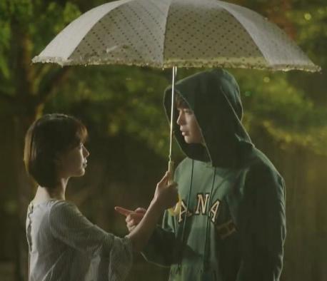 เสื้อฮู้ดแจ็คเก็ตแขนยาวสีเขียว Lee Jong Suk
