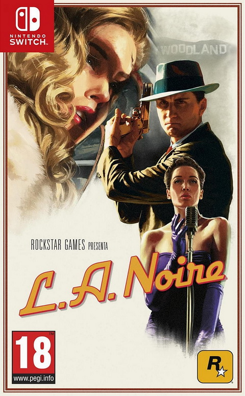 L.A. NOIRE (SW)