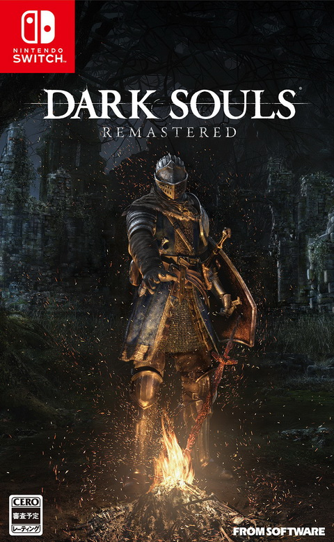Nintend Switch DARK SOULS REMASTERED (US)