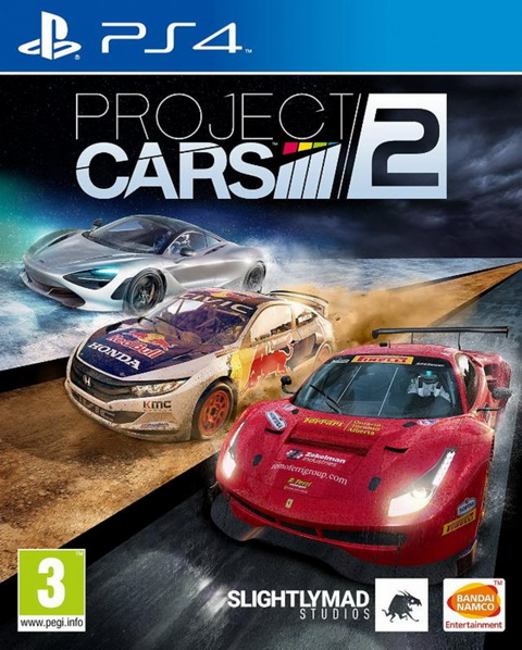 PS4- Project CARS 2