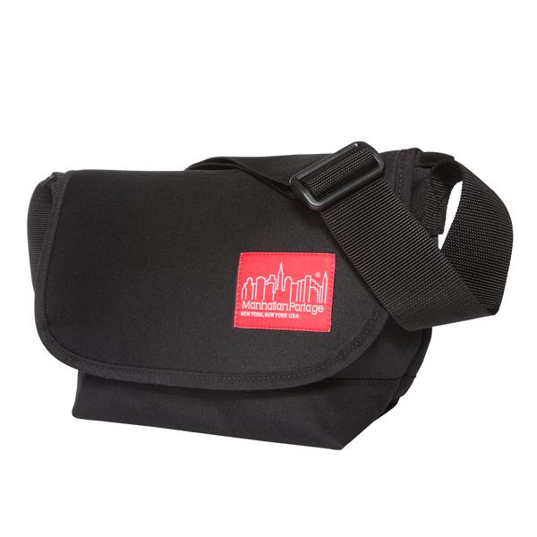 Manhattan Portage Neoprene Messenger Bag (SM) - Black