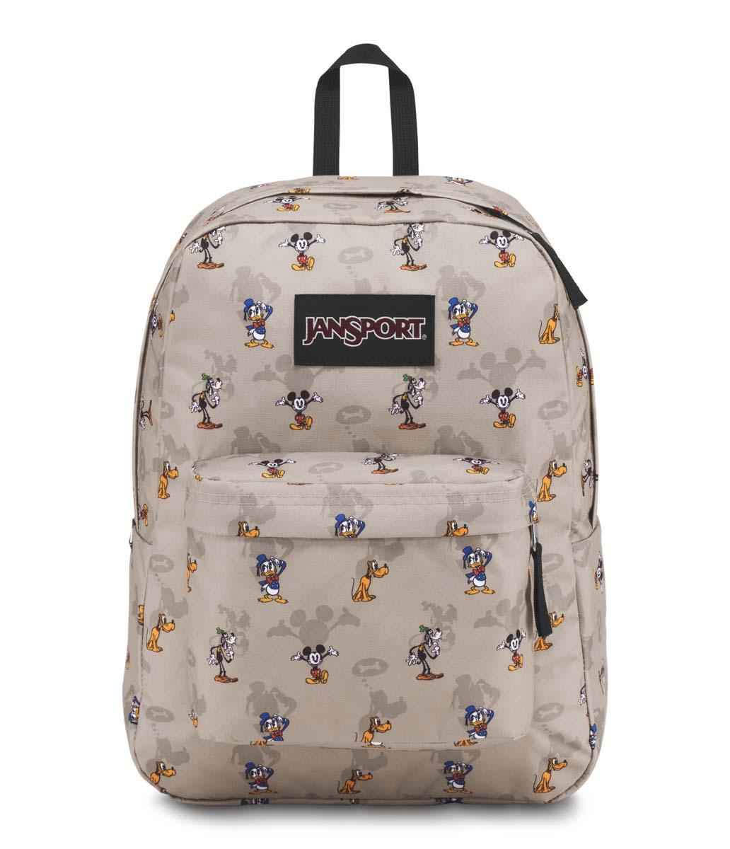 JanSport กระเป๋าเป้ รุ่น Superbreak - Disney Fab Shadow
