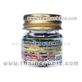 ยาดมสมุนไพร นานาพรรณ (8 กรัม)