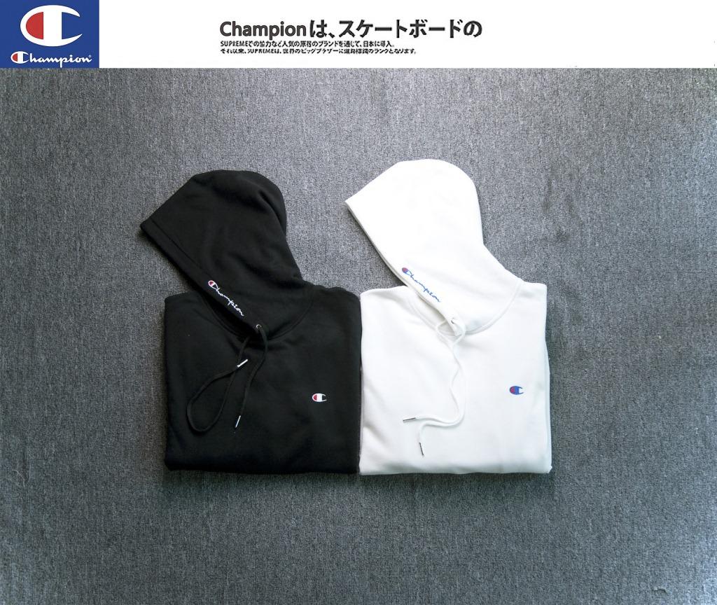 เสื้อ Champion Hoodie Logo Embroidery