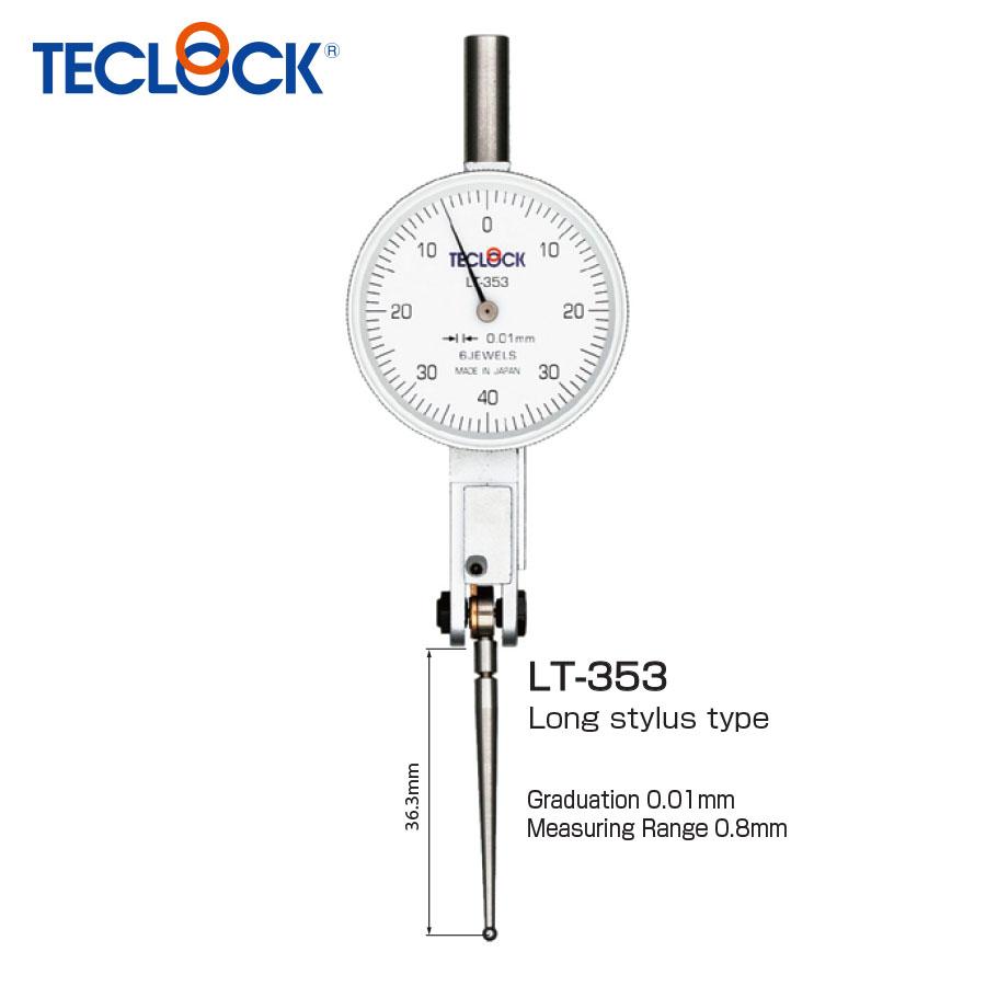 ไดอัลเทส ออโต้คลัตช์ / Auto-Clutch Test Indicators (LT-353) Teclock